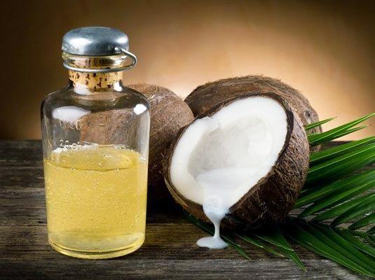 Propiedades fruta coco