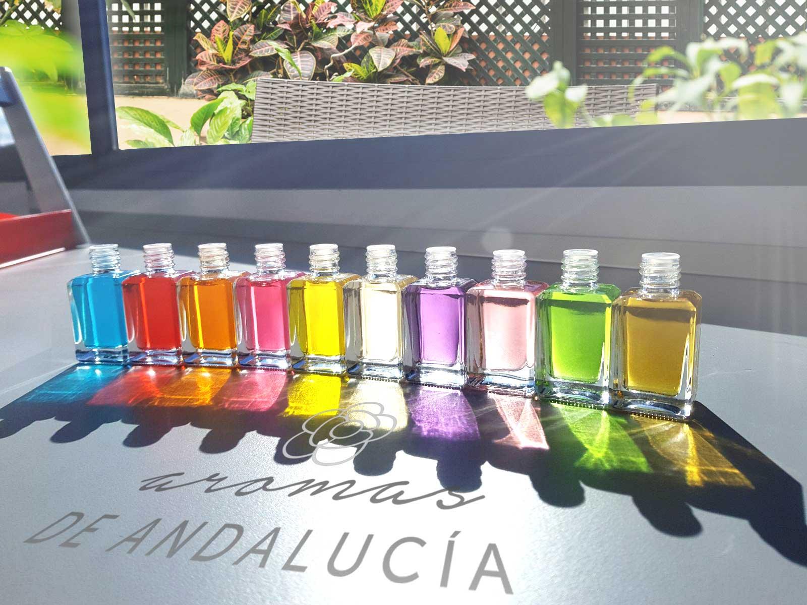 aromas de Andalucía
