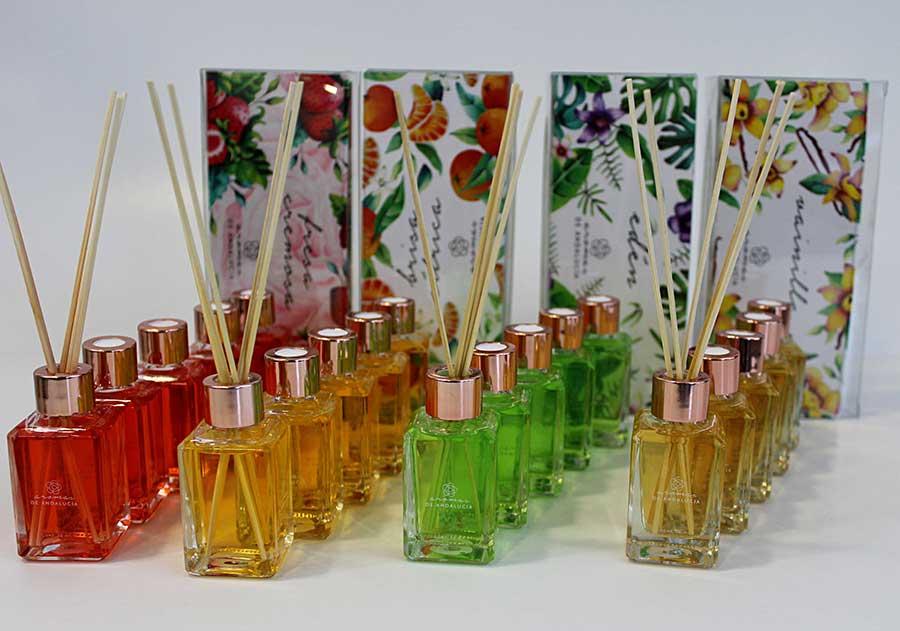 perfumes aromas de andalucía