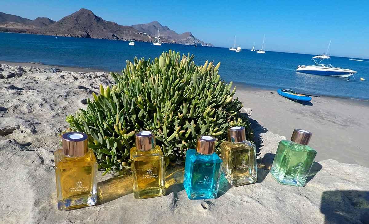Aromas del Mediterráneo Playa de la Almería