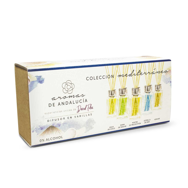 Aromas de Andalucía Colección Mediterráneo
