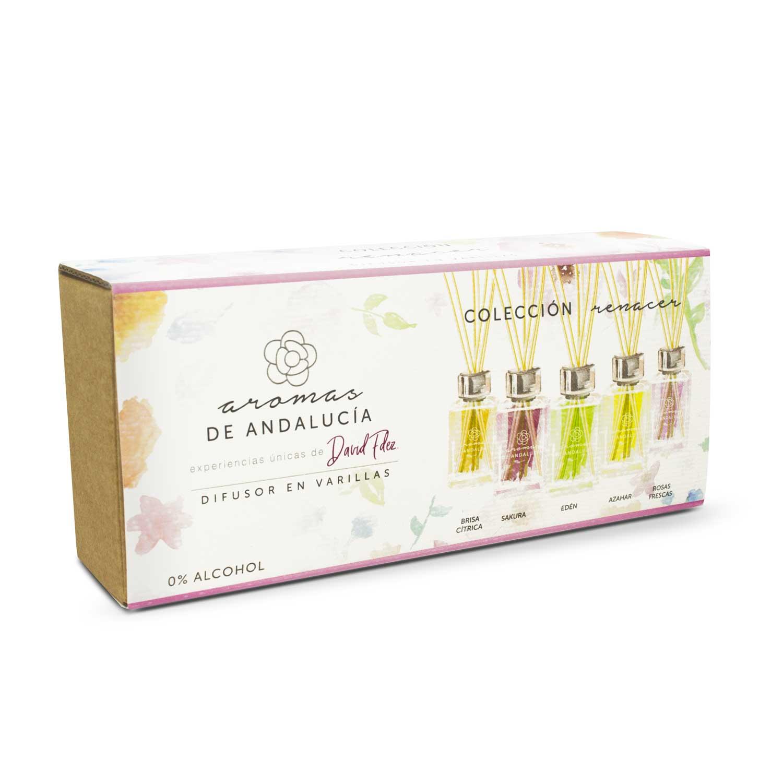 Caja Aromas de Andalucía - Colección Renacer