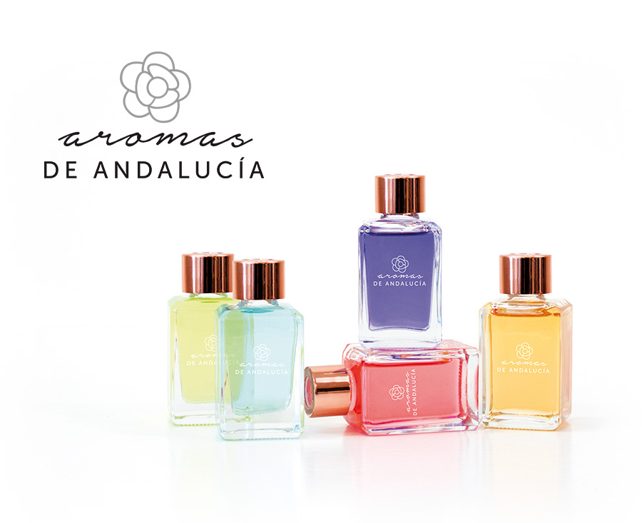 Colección Renacer Aromas de Andalucía