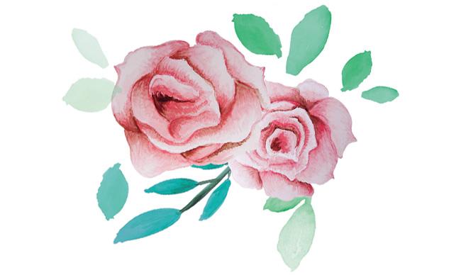 Aromas de Andalucía rosas frescas