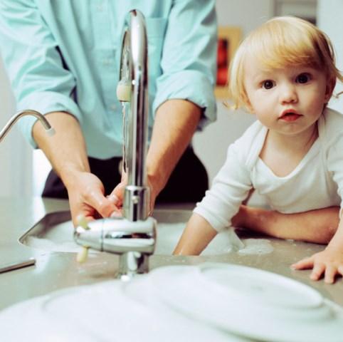 Ahorro de agua. Día Mundial de la Tierra
